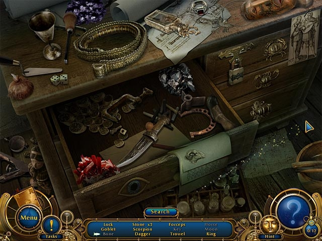 Amulet of Time: Shadow of la Rochelle Screenshot