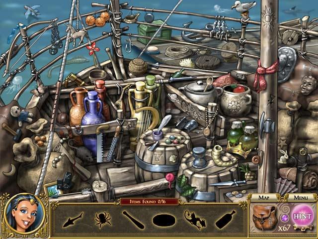 Ancient Adventures - Gift of Zeus Screenshot