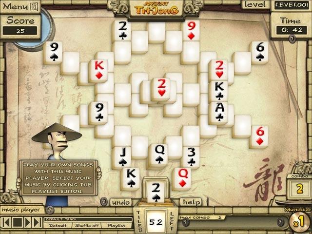 Ancient TriJong Screenshot