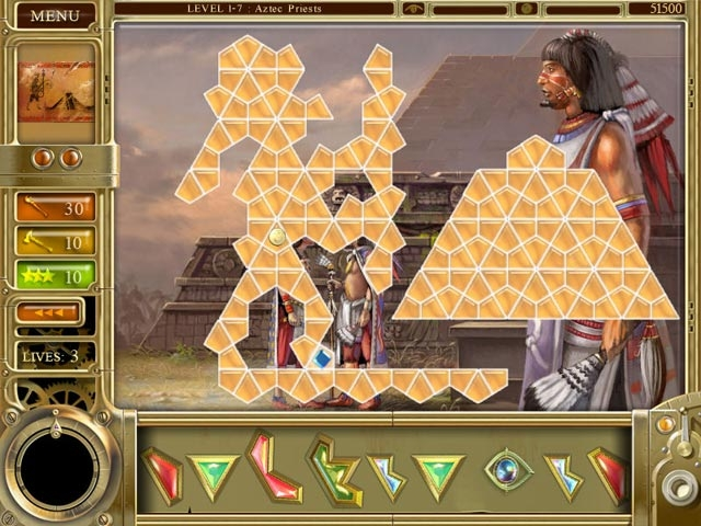 Ancient Mosaic Screenshot