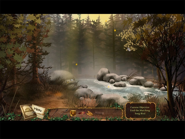 Animism: The Book of Emissaries Screenshot