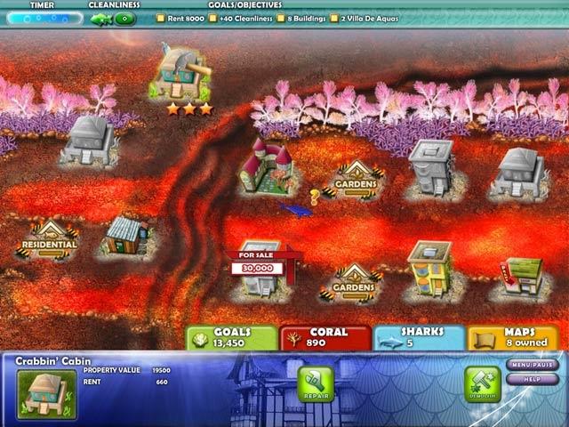 Aquapolis Screenshot
