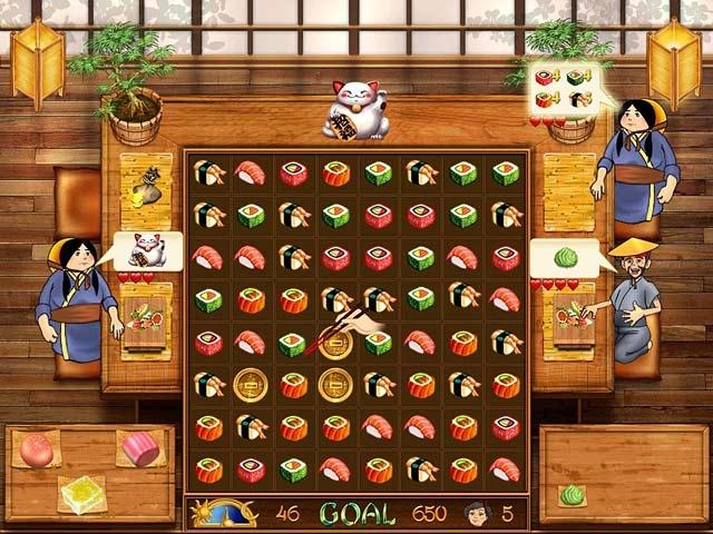 Asami's Sushi Shop Screenshot