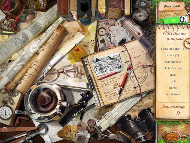 Atlantis: Mysteries of Ancient Inventors Screenshot