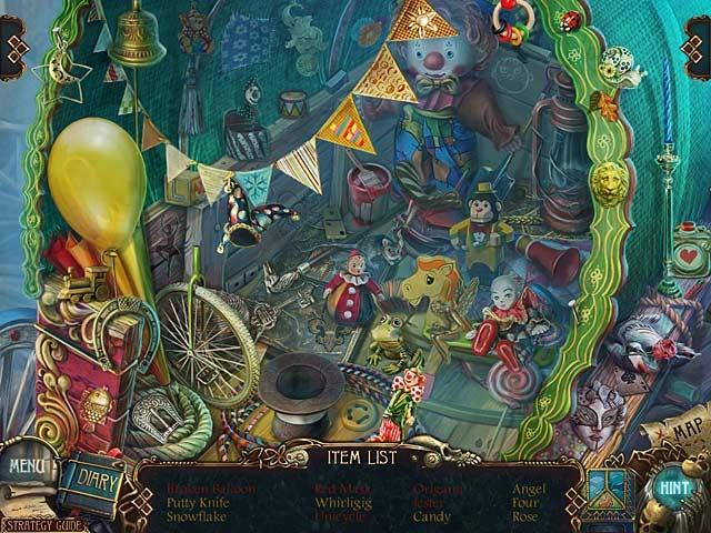 Azada: Elementa Collector's Edition Screenshot