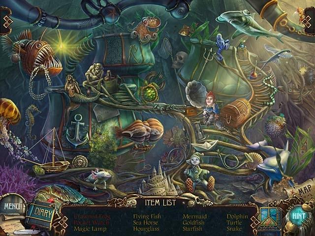 Azada: Elementa Screenshot