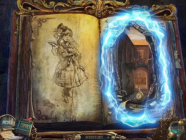 Azada: In Libro Collector's Edition Screenshot