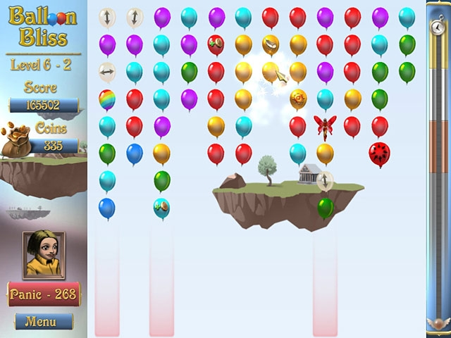 Balloon Bliss Screenshot