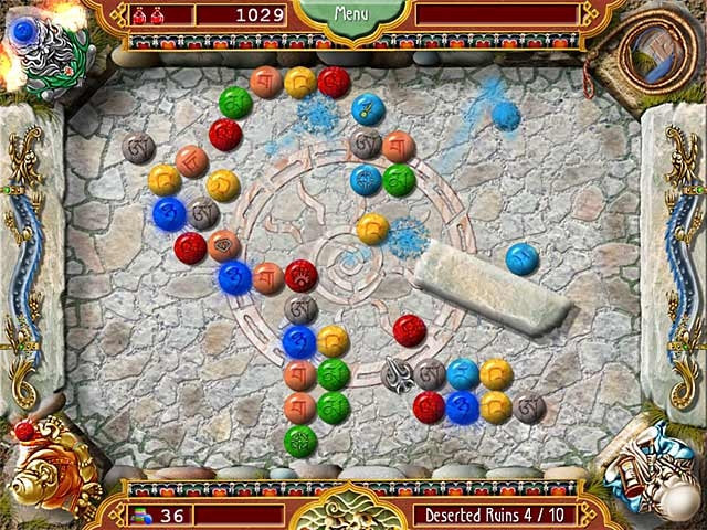 Bato: Treasures of Tibet Screenshot