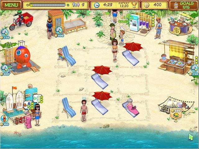 Beach Party Craze Screenshot