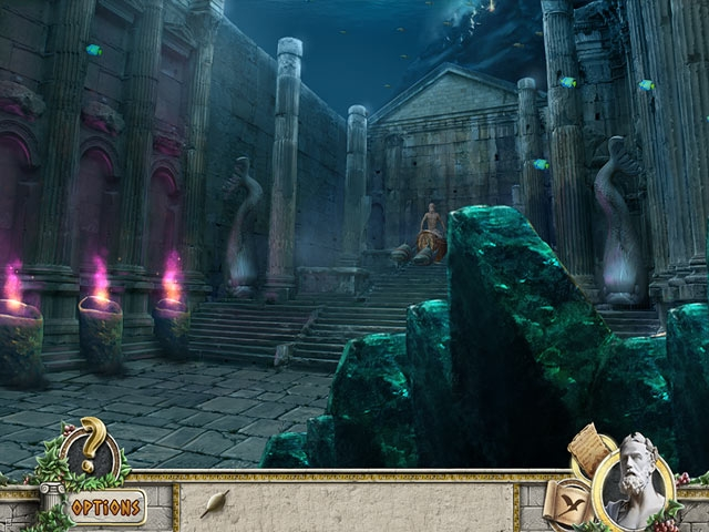 Beyond the Legend: Mysteries of Olympus Screenshot