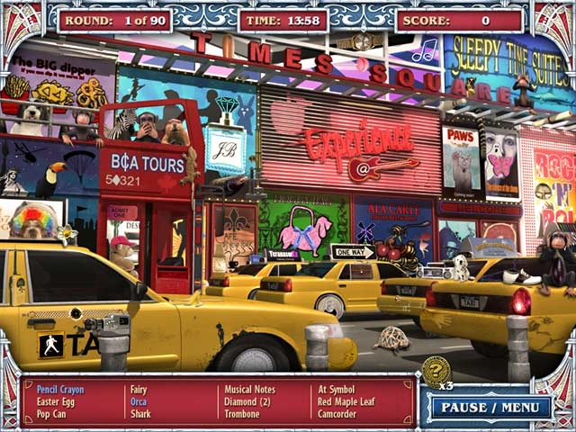 Big City Adventure: New York City Screenshot