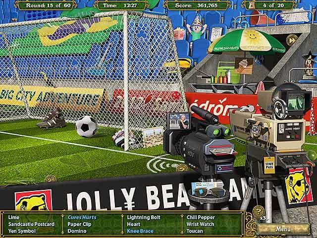 Big City Adventure: Rio de Janeiro Screenshot