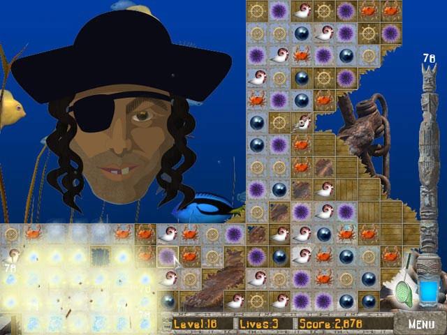 Big Kahuna Reef 2 - Chain Reaction Screenshot