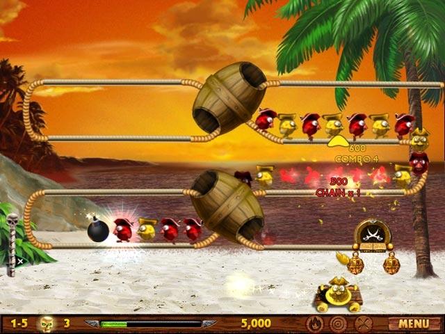 Bird Pirates Screenshot