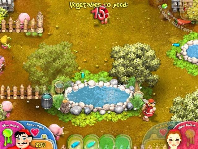Bloom Busters Screenshot