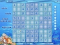 Blue Reef Sudoku, screenshot #2