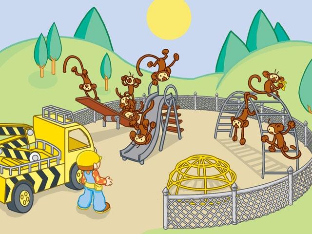 Bob the Builder - Can Do Zoo Screenshot