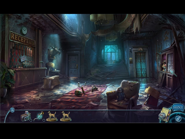 Bonfire Stories: The Faceless Gravedigger Collector's Edition Screenshot