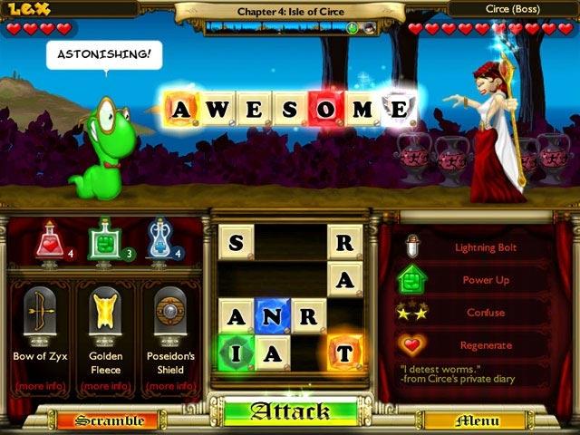Bookworm Adventures Screenshot