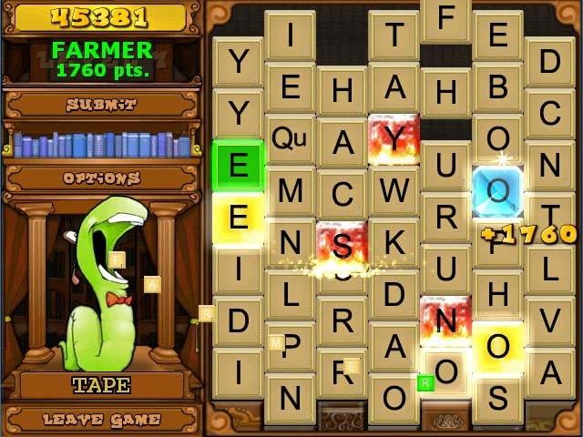 Bookworm Deluxe Screenshot
