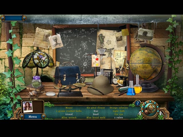 Botanica: Earthbound Screenshot