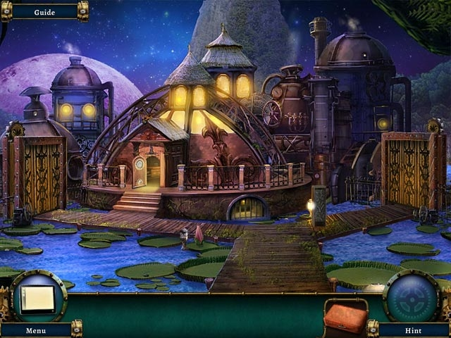 Botanica: Into the Unknown Collector's Edition Screenshot