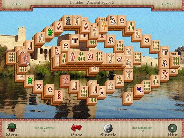 Brain Games: Mahjongg Screenshot