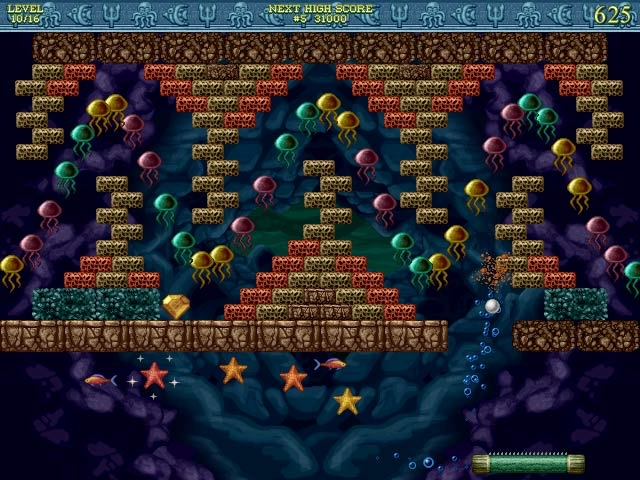 Bricks of Atlantis Screenshot