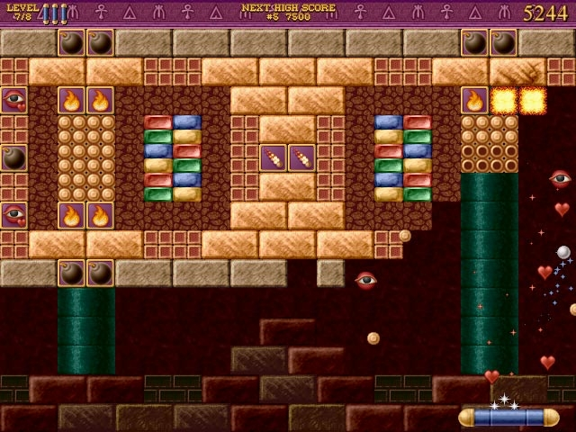 Bricks of Egypt 2 Screenshot