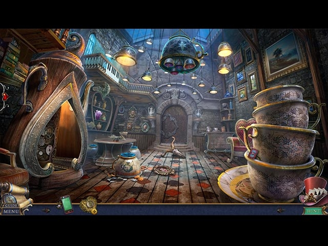 Bridge to Another World: Alice in Shadowland Collector's Edition Screenshot