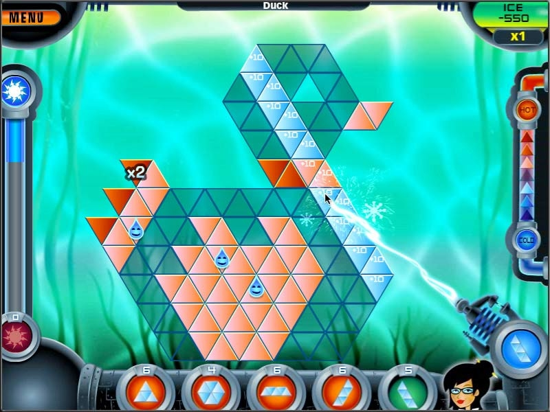 Brrrmuda Triangle Screenshot