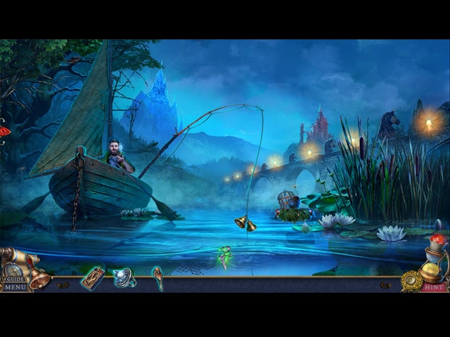Bridge to Another World: Through the Looking Glass Collector's Edition Screenshot