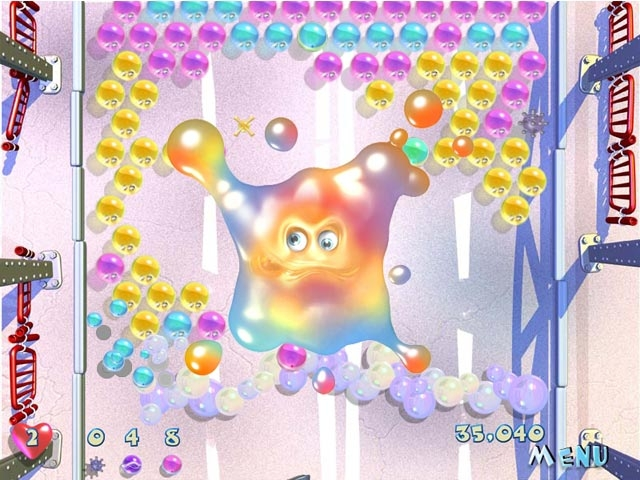 Bubble Bonanza Screenshot