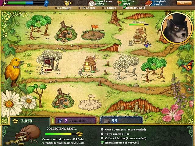 Build-a-lot: Fairy Tales Screenshot