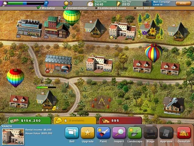 Build-a-lot: On Vacation Screenshot