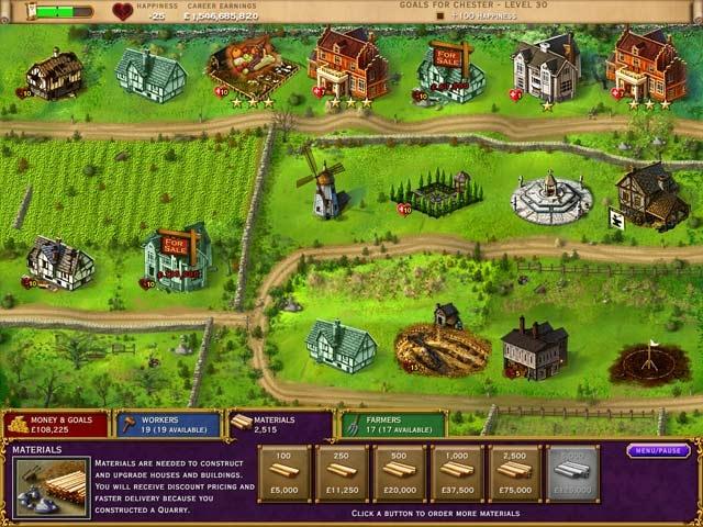 Build-a-Lot: The Elizabethan Era Screenshot