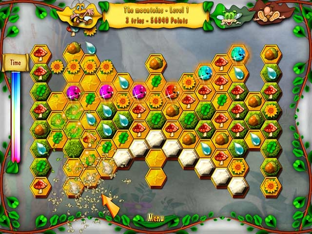 BumbleBee Jewel Screenshot