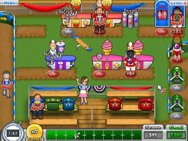 Busy Bea's Halftime Hustle Screenshot