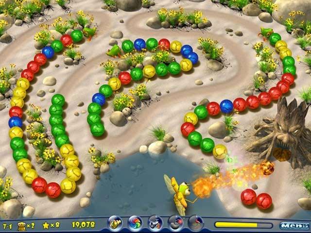 Butterfly Escape Screenshot