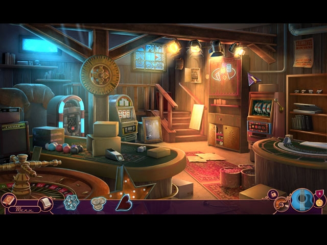 Cadenza: Fame, Theft and Murder Screenshot