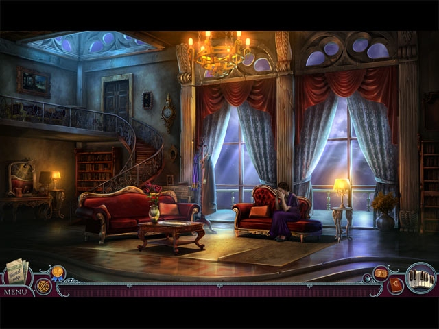 Cadenza: The Kiss of Death Collector's Edition Screenshot