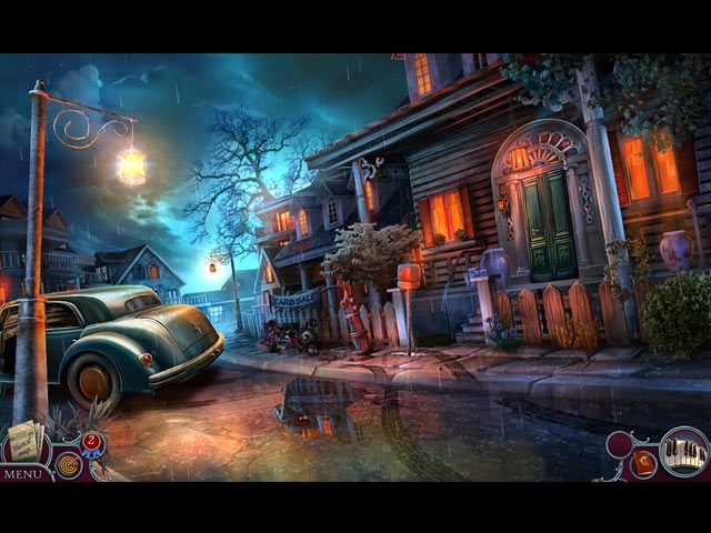 Cadenza: The Kiss of Death Screenshot