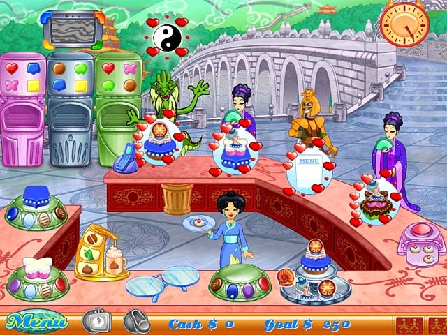 Cake Mania 3 Screenshot
