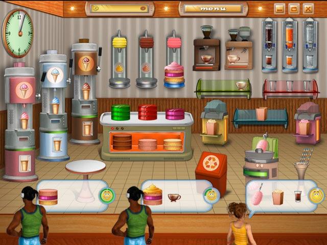 Cake Shop Screenshot