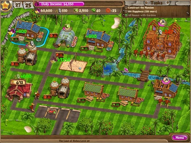 Campgrounds Screenshot