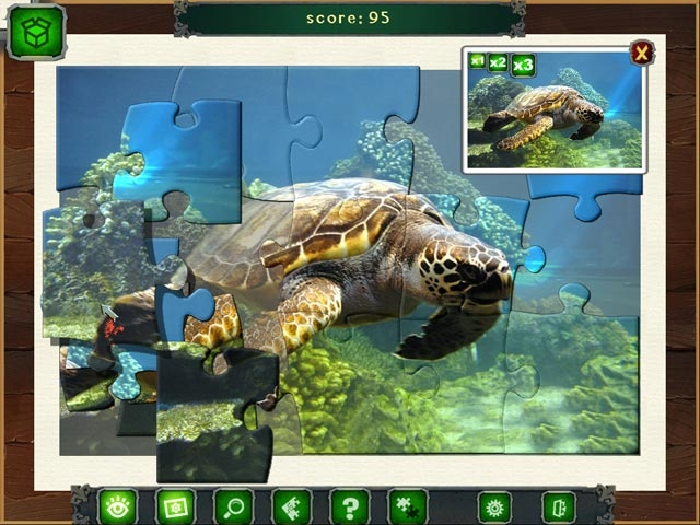 Caribbean Jigsaw Screenshot