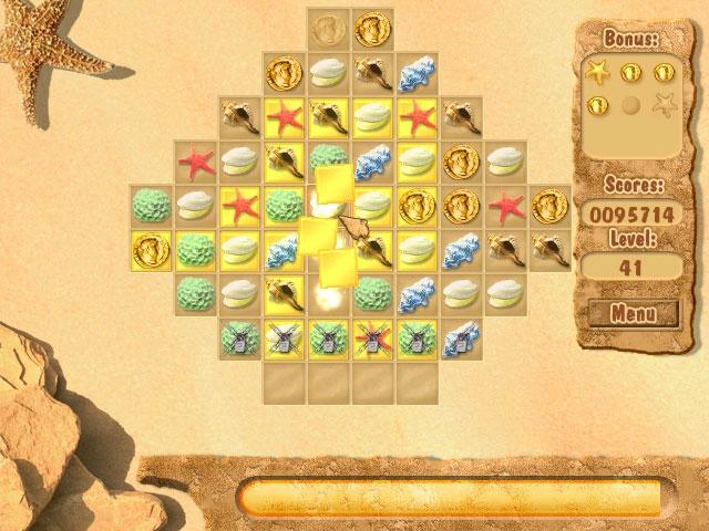 Caribbean Treasures Screenshot