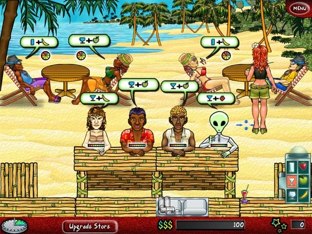 Cathy's Caribbean Club Screenshot