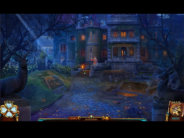 Chimeras: Mortal Medicine Collector's Edition Screenshot